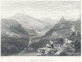 Vale of the Llugwy