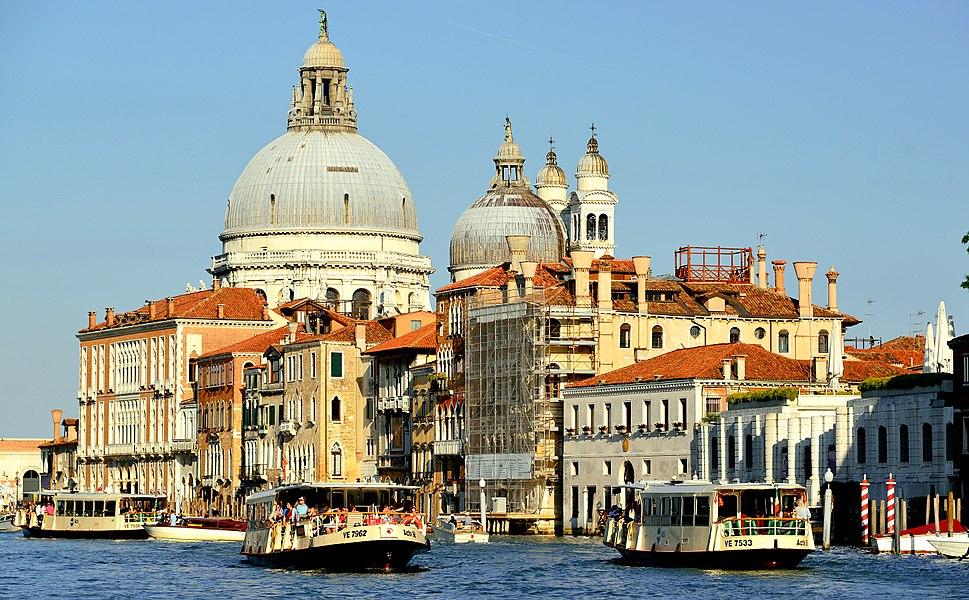 Vaporetti Venice Lagoon