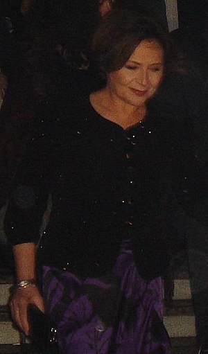 Emília Vášáryová - Vášáryová at the 2009 Czech Lion Awards