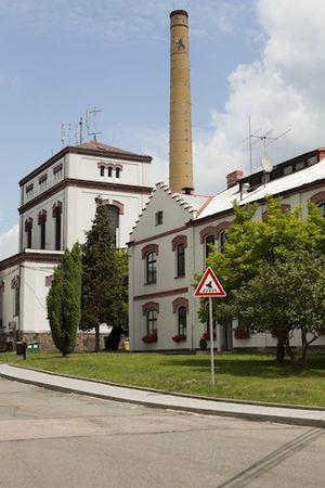 Velkopopovický Kozel - Velkopopovický Kozel Brewery