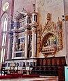 Venezia Chiesa di Santi Giovanni e Paolo Innen Grabmal der Dogen Leonardo Loredan & Michele Morosini.jpg