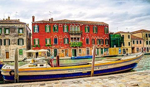Venice Italy panoramio