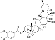 Veratridine structure.png