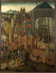 Tijdlijn van de nederlandse geschiedenis wikipedia - Bron schilderijen ...