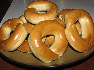 Finnish bread - Vesirinkeli