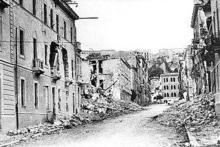 Bombing of Cagliari in World War II