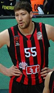 Viacheslav Kravtsov Ukrainian basketball player