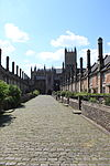 Vicars close, Wells.JPG