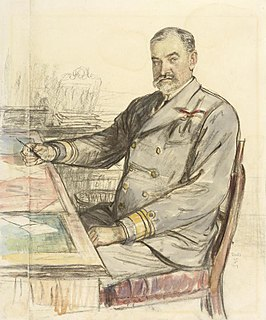 Henry Oliver Royal Navy admiral of the fleet