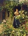 Victor Gabriel Gilbert Gardening.jpg