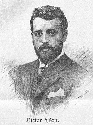 Léon, Victor (1858-1940)