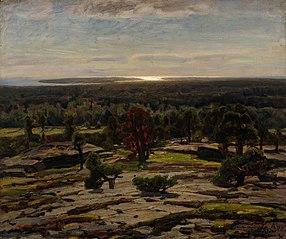 The Rocks of Knutsboda