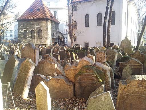 Vieux cimetière juif (2)