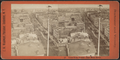 View from Tower - East Main Street, by Woodward, C. W. (Charles Warren).png