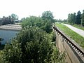 View from Watchtower of former Stara Gradiska Prison.jpg