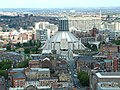 View from the top of the Anglican Cathedral Tower, Liverpool. - geograph.org.uk - 97968.jpg