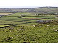 View northwest from Carn Brea, Penwith - geograph.org.uk - 40696.jpg