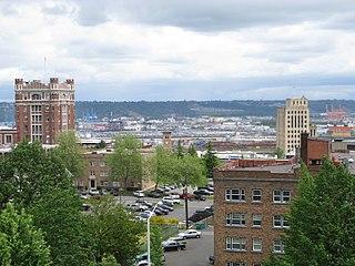 Hilltop, Tacoma, Washington Neighborhood in Tacoma, Washington, United States
