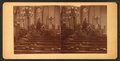 View of interior of Congregational Church, Chelsea, Vt. Easter day, 1879, from Robert N. Dennis collection of stereoscopic views.png
