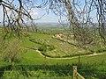 View to Mendip hills - geograph.org.uk - 384532.jpg
