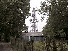 Vigo Telephone Exchange and Radio Mast - geograph.org.uk - 21540.jpg