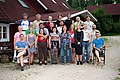 Vikipeedia suvepäevad 2018 Grupifoto.jpg