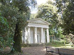 Villa Ada - tempio di Flora P1120025