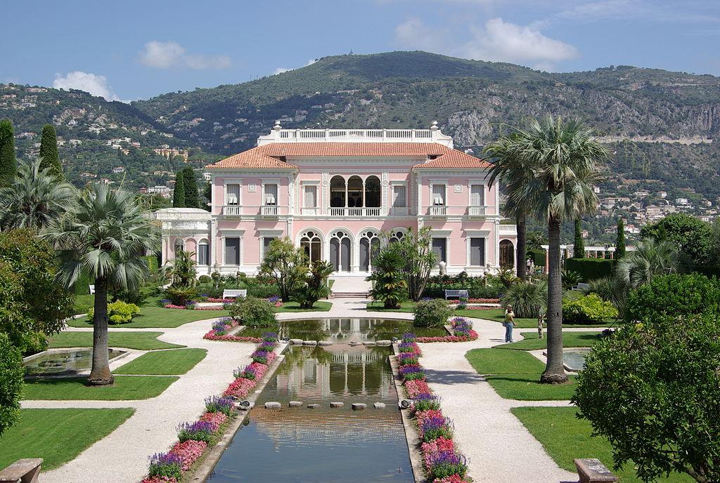 File villa ephrussi de rothschild bw 2011 06 10 11 24 41 jpg wikimedia commons - La maison de bill gates ...