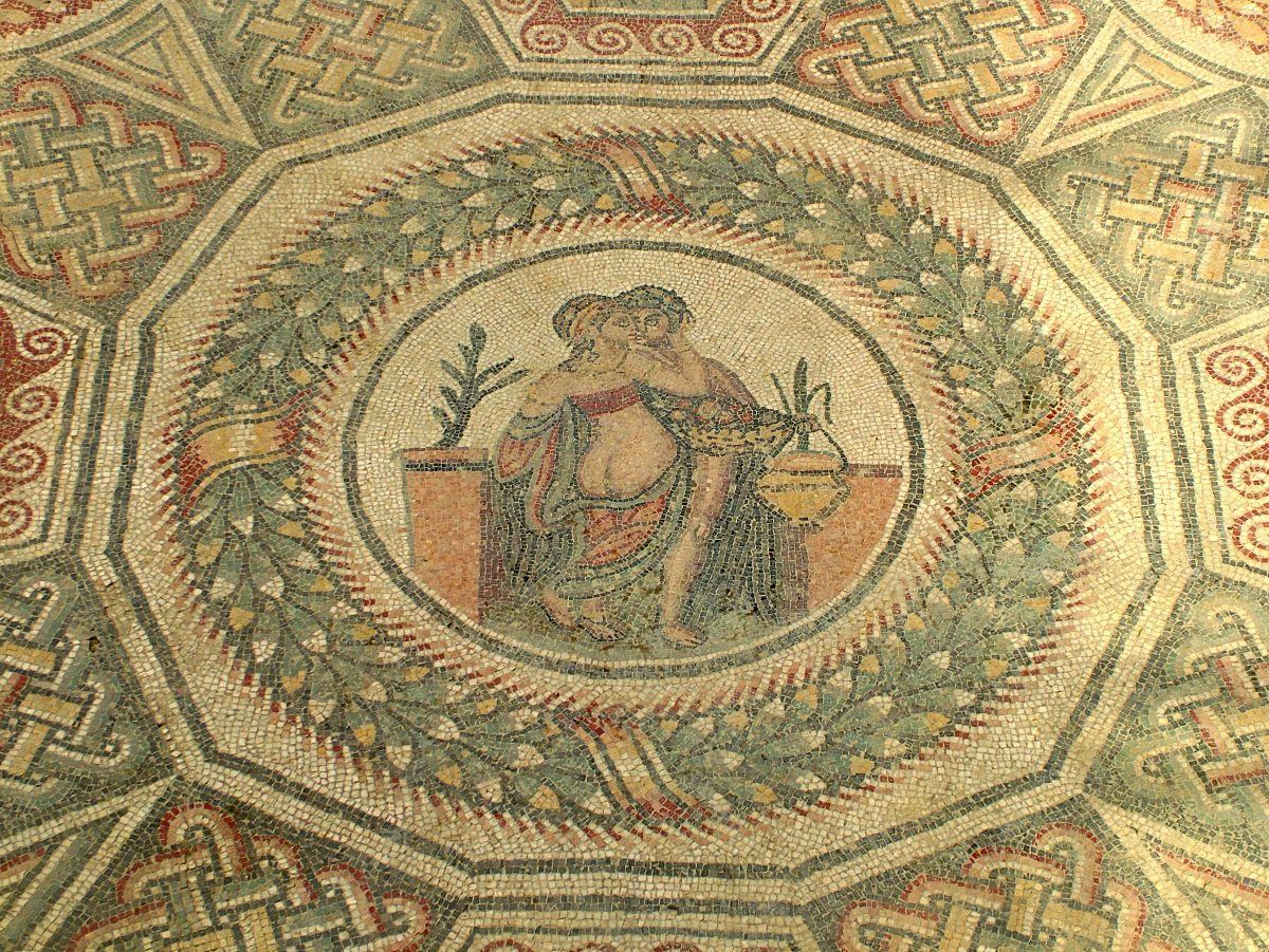 Villa romana del casale wikipedia la enciclopedia libre - Azulejos roman ...