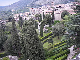 Villa d'Este garden and Tivoli.jpg