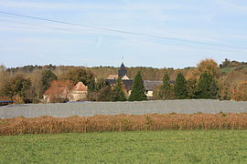 A general view of Nampteuil-sous-Muret