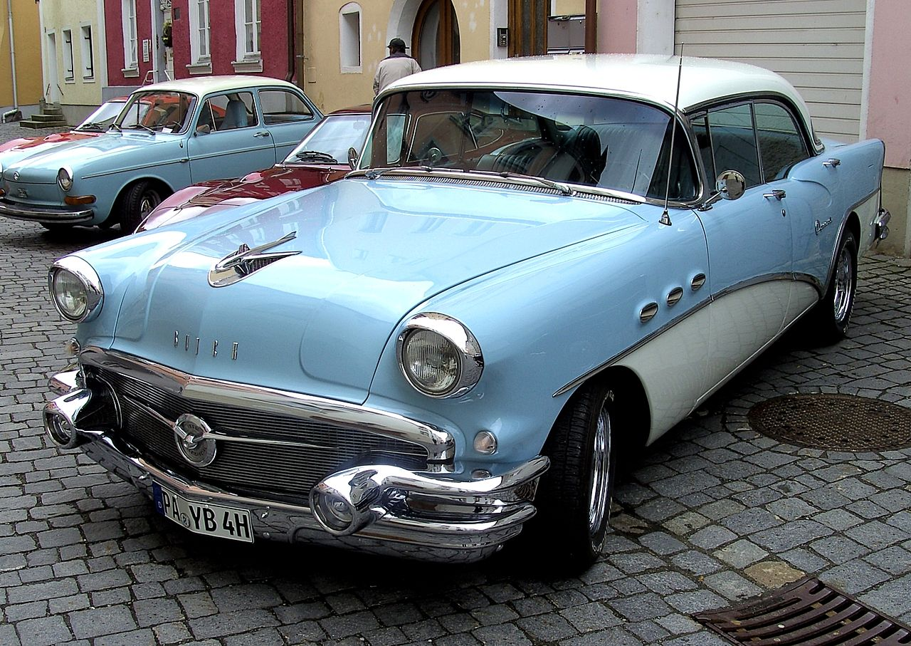 Old Fashioned Ford Cars