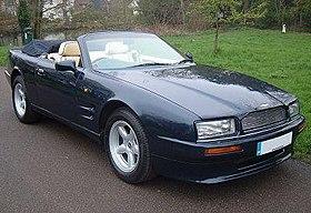 Aston Martin Virage - Wikipedia, the free encyclopedia
