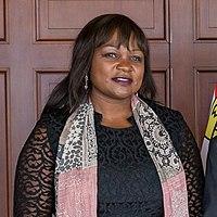 Virginia Mabiza of Zimbabwe (cropped).jpg