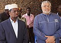 Visit by former President Jerry Rawlings AU Special Higher Representative to Somalia (6243668562).jpg