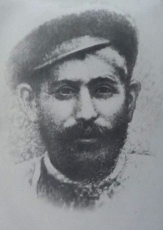 Besarion Jughashvili - The only known photo of Besarion Jughashvili, though it has never been confirmed to be of him