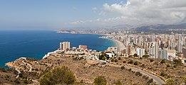 Vista de Benidorm, España, 2014-07-02, DD 60.JPG