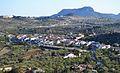 Vista de Senija des del Murtalet.JPG