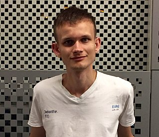Vitalik Buterin Russian-Canadian programmer and writer