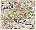 Vkrania quae et terra Cosaccorum cum vicinis Walachiae, Moldauiae, minorisque Tartarie... - CBT 5883232.jpg