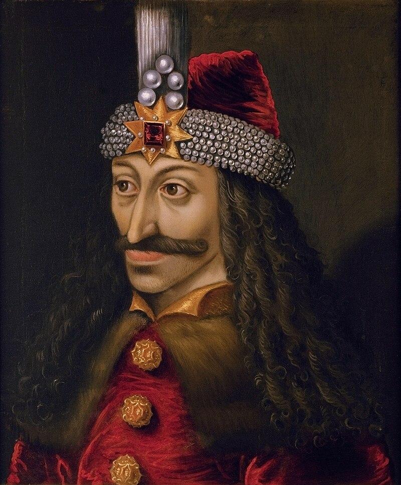 Влад III Дракула рум.Vlad Ţepeş