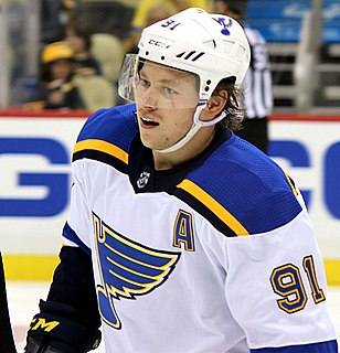 Vladimir Tarasenko Russian ice hockey player