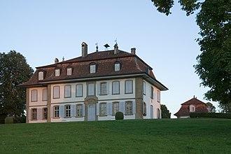 Bösingen, Fribourg - Vogelshus country estate