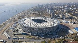 2018 Russian Cup Final Football match