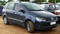 Volkswagen Suran 2010 - blue front.jpg