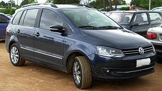 Volkswagen Fox - 2010 Volkswagen Suran
