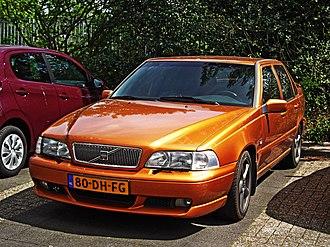 Volvo S70 - Image: Volvo S70 (17749201606)