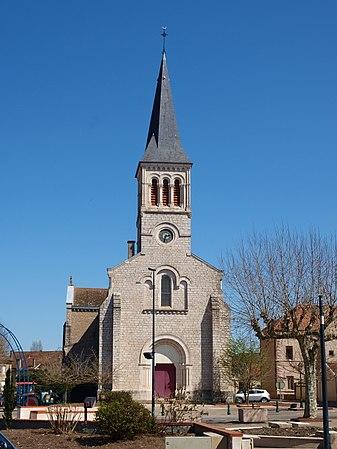 Église Saint-Martin de Vonnas