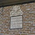 Voorgevel voorhuis, gedenksteen - Winterswijk - 20346483 - RCE.jpg