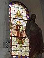 Voyenne, église saint-Rémi, vitrail 06.JPG